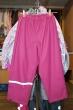Защитные водоотталкивающие брюки PISARA